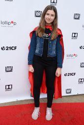 Hadley Belle Miller – Lollipop Superhero Walk Benefiting in LA 04/29/2018