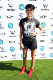 Hannah Mulholland – ACM Presents the Lifting Lives Topgolf Tee-Off in Las Vegas 04/14/2018