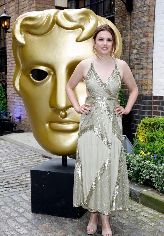 Hannah Murray – 2018 BAFTA TV Craft Awards in London