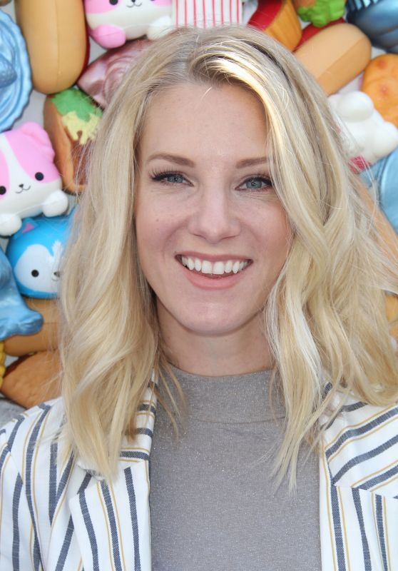"""Heather Morris – """"We All Play"""" Fundraiser in LA 04/28/2018"""