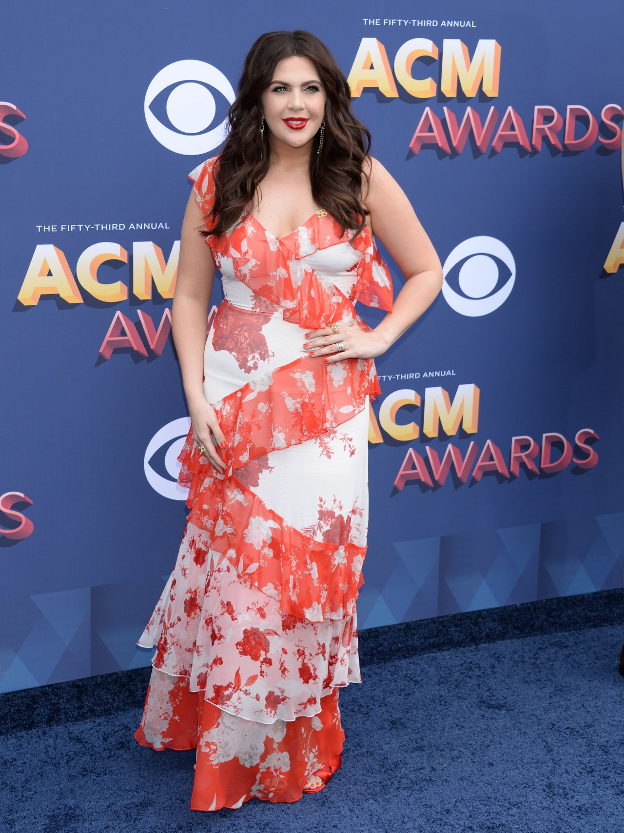 Hillary Scott – 53rd Annual Academy of Country Music Awards at the MGM Grand Garden Arena in Las Vegas 04/15/2018