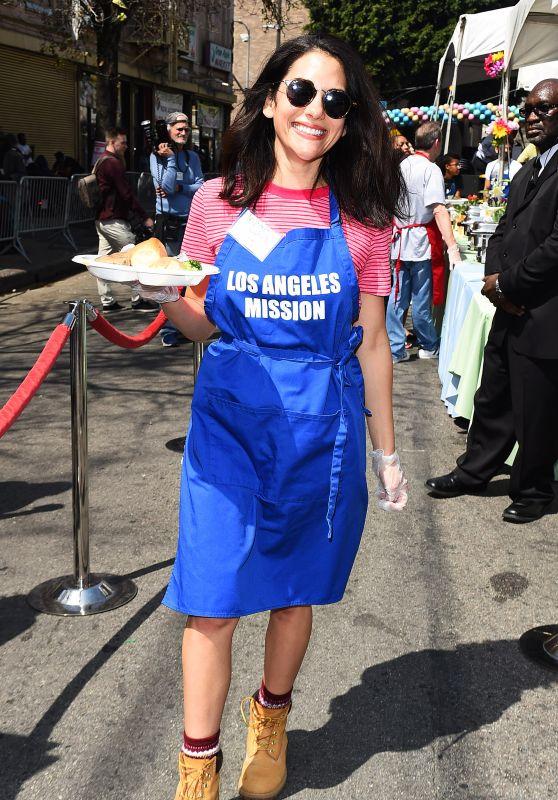 Inbar Lavi – Los Angeles Mission Easter Celebration 03/30/2018