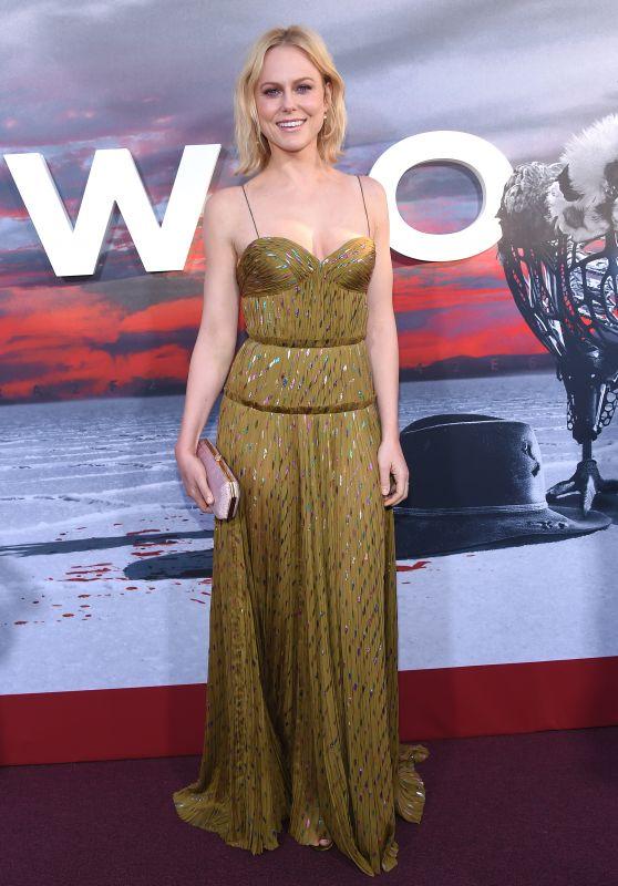 """Ingrid Bolso Berdal – """"Westworld"""" Season 2 Premiere in LA"""
