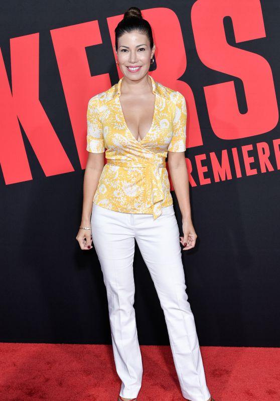 """Iris Almario– """"Blockers"""" Premiere in Westwood"""