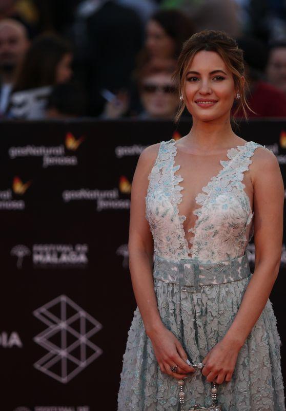 Ivana Baquero – 2018 Malaga Sur Award Ceremony