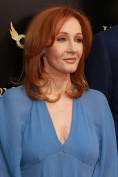 """J.K. Rowling - """"Harry Potter And The Cursed Child"""" Broadway Opening in New York"""