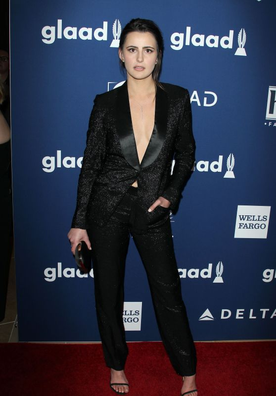 Jacqueline Toboni – 2018 GLAAD Media Awards in LA
