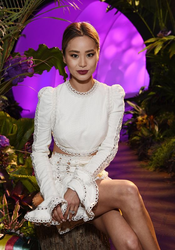 Jamie Chung - The American Express Experience in New York 04/09/2018