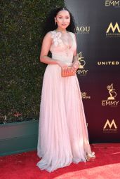 Jaylen Barron – 2018 Daytime Creative Arts Emmy Awards in LA