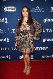 Jazz Jennings – 2018 GLAAD Media Awards in LA