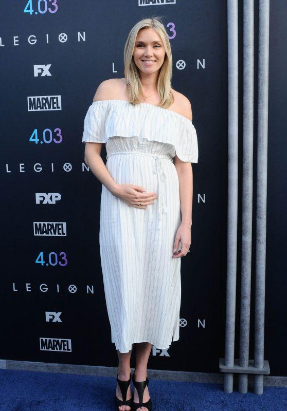 """Jelly Howie - """"Legion"""" Season 2 Premiere in LA"""