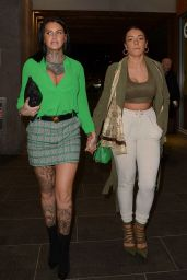 Jemma Lucy - Neighbourhood in Spinningfields, Manchester 04/15/2018