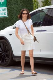 Jenna Dewan - Going to a Salon in Los Angeles 04/15/2018