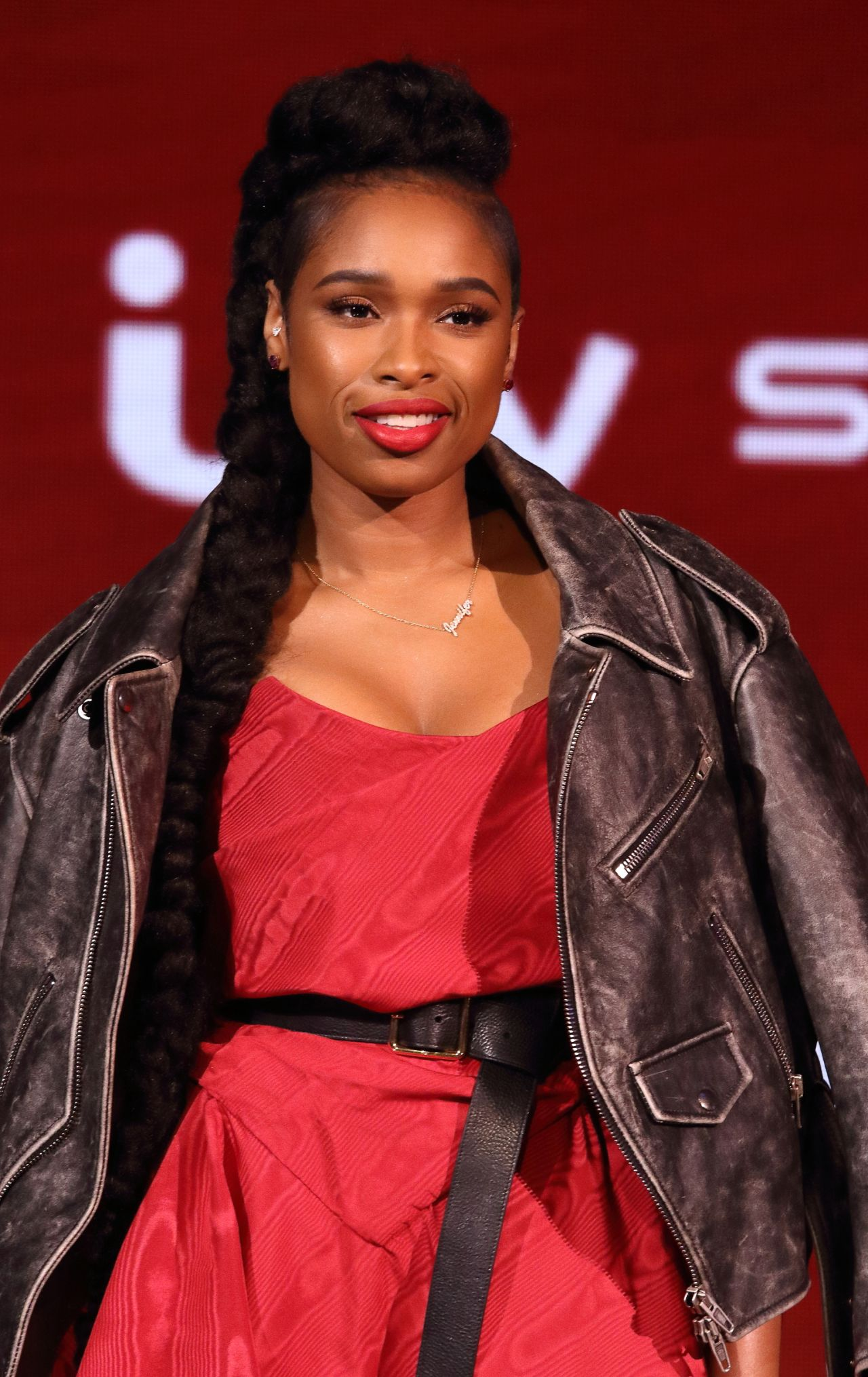 "Jennifer Hudson – ""The Voice UK"" TV Show Finalists ..."