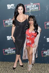 "Jennifer ""JWoww"" Farley - ""Jersey Shore Family Vacation"" TV Show Premiere in New York"