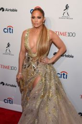 Jennifer Lopez - 2018 Time 100 Gala in NYC
