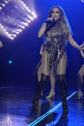 Jennifer Lopez - Show in Sin City, Las Vegas 04/20/2018