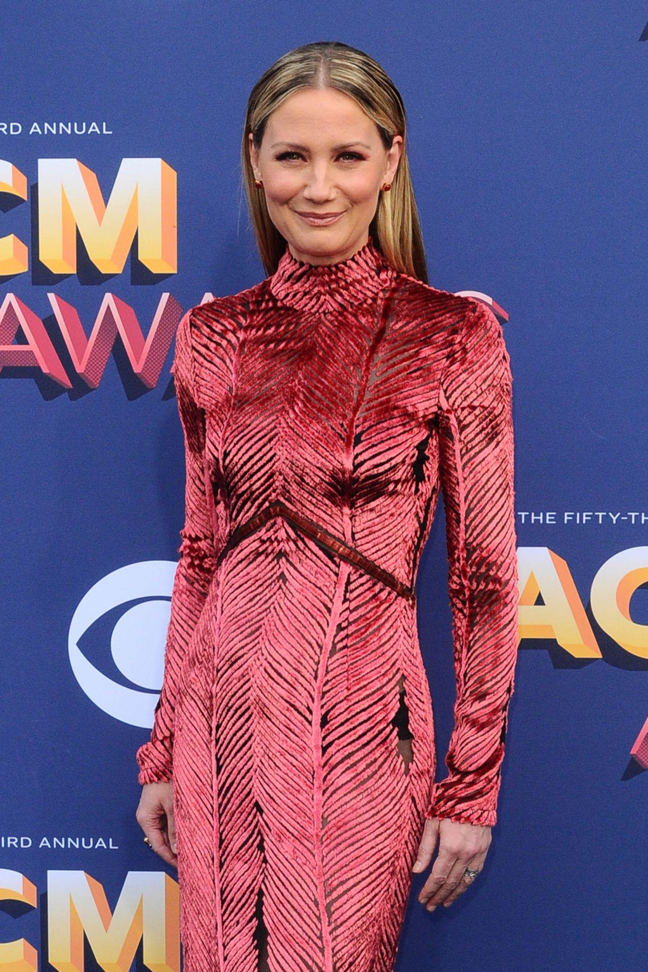 Jennifer Nettles Academy Country Music Awards
