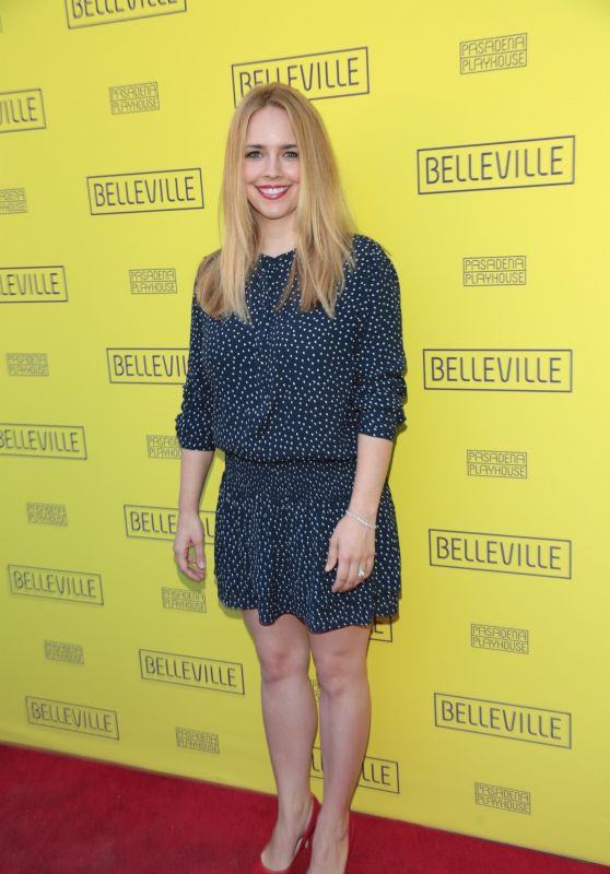 "Jessica Barth – ""Belleville"" Opening Night in Pasadena"