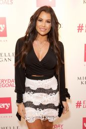 Jessica Wright – Michelle Keegan Launches Her Very Clothing Range in London 04/24/2018