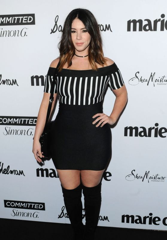 """Jillian Rose Reed – Marie Claire """"Fresh Faces"""" Party in LA 04/27/2018"""