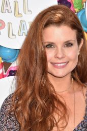 "JoAnna Garcia – ""We All Play"" Fundraiser in LA 04/28/2018"