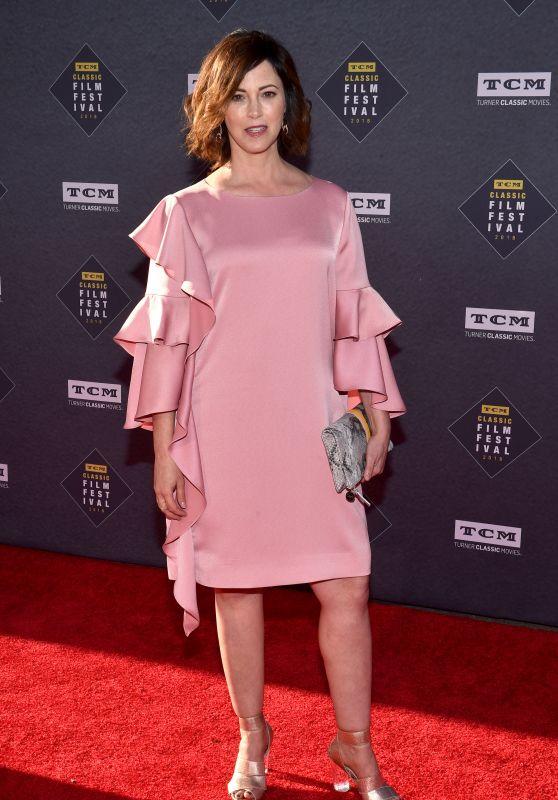 Joanna Going – 2018 TCM Classic Film Festival Opening Night in LA
