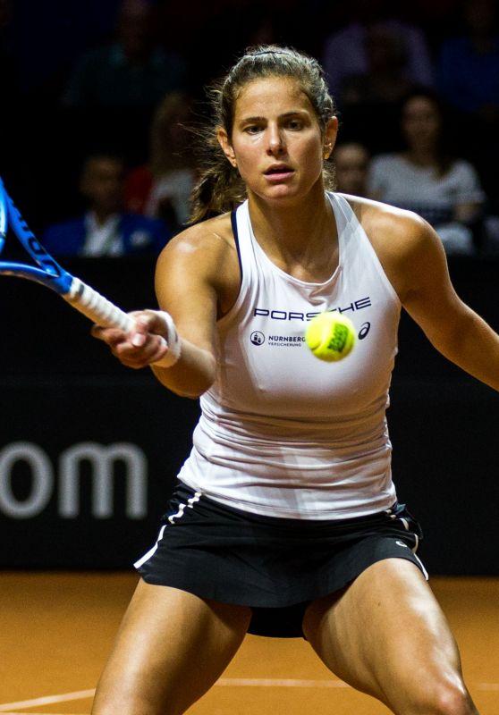 Julia Görges – FED Cup, Women's Semi-Final in Stuttgart 04/21/2018