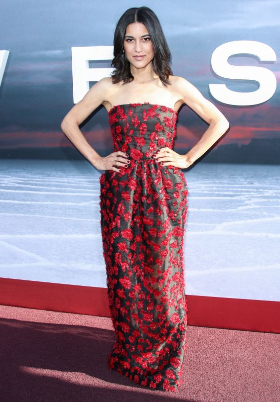"""Julia Jones – """"Westworld"""" Season 2 Premiere in LA"""