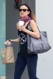Juliette Lewis - Shopping in Beverly Hills 03/31/2018