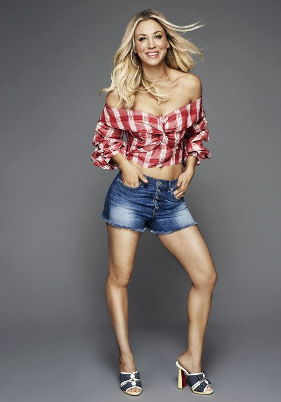 Kaley Cuoco - Photoshoot for Cosmopolitan Magazine 2018