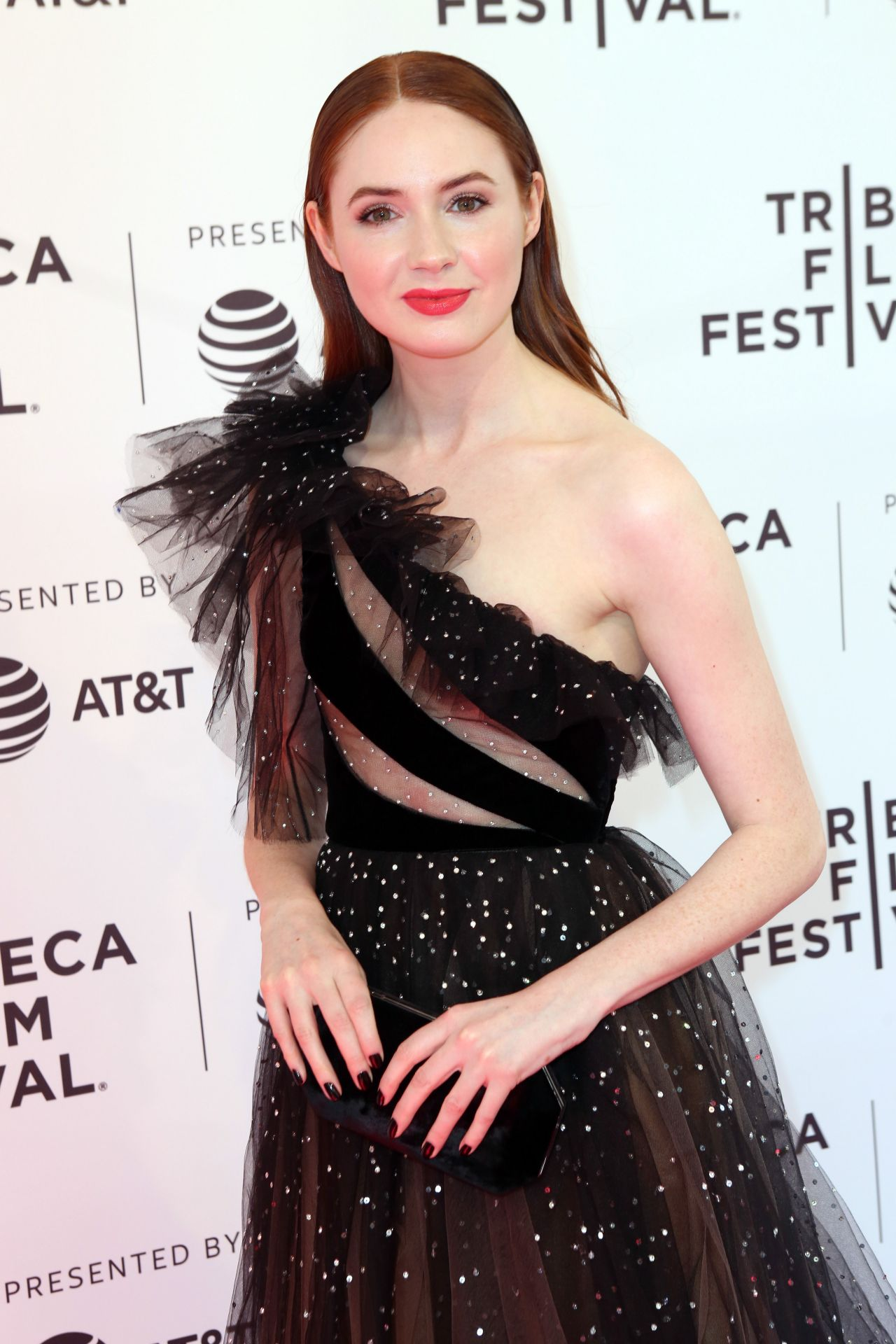 Karen Gillan Quot The Party S Just Beginning Quot Premiere At