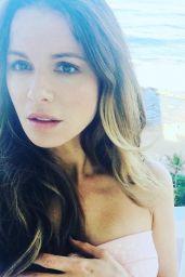 Kate Beckinsale - Social Media 04/12/2018