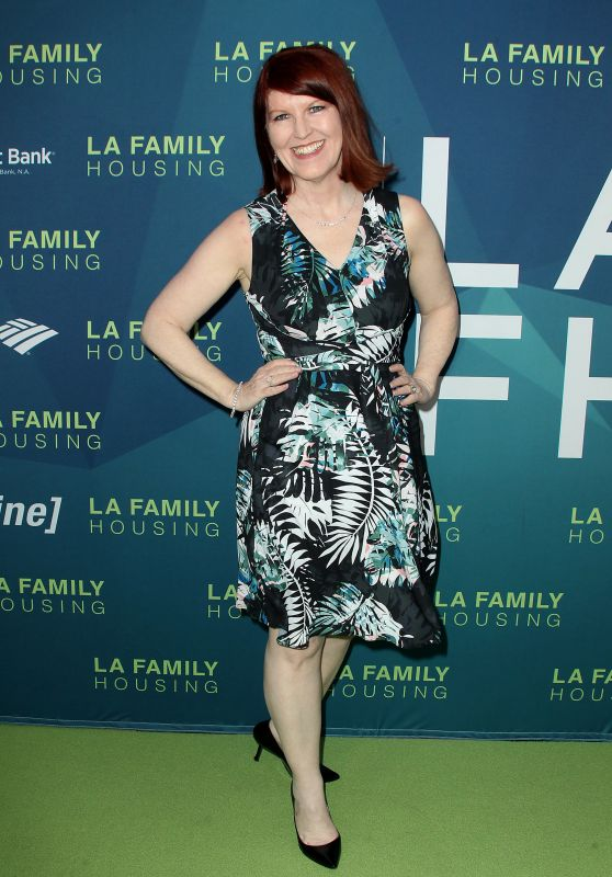 Kate Flannery - LA Family Housing Awards 2018 in West Hollywood