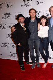"Kate Micucci - ""7 Stages to Achieve Eternal Bliss"" Premiere - 2018 Tribeca Film Festival in NYC"