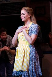 "Katharine McPhee - ""Waitress"" Broadway Debut at the Brooke Atkinson Theatre 04/10/2018"