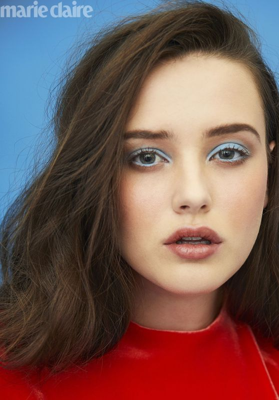 Katherine Langford - Marie Claire US, May 2018
