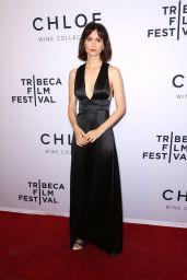 "Katherine Waterston - ""State Like Sleep"" Premiere at Tribeca Film Festival 2018"