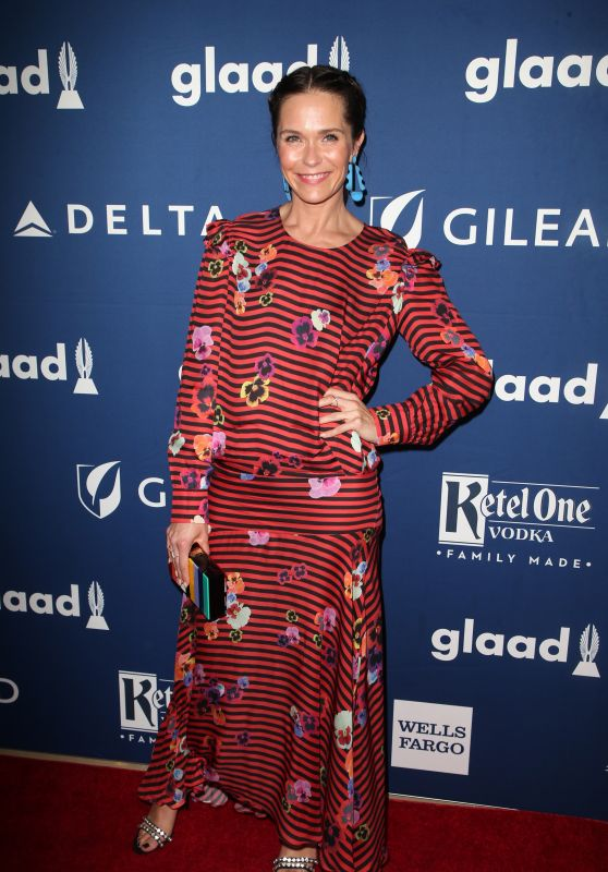 Katie Aselton – 2018 GLAAD Media Awards in LA
