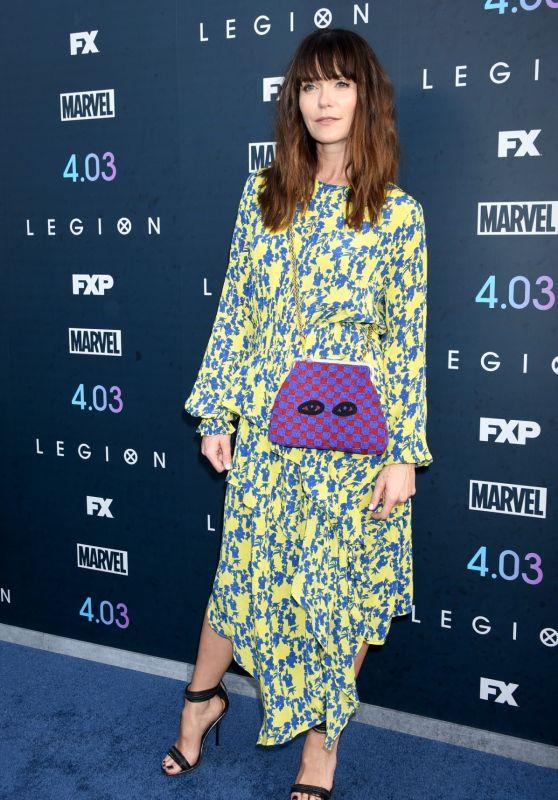 "Katie Aselton - ""Legion"" Season 2 Premiere in LA"