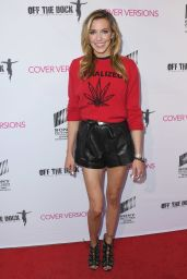 Katie Cassidy - Cover Versions Premiere in LA 04/09/2018