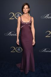 Katie Holmes - Brooks Brothers Bicentennial Celebration in NYC