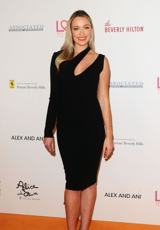 Katrina Bowden – 2018 Race To Erase MS Gala in Beverly Hills