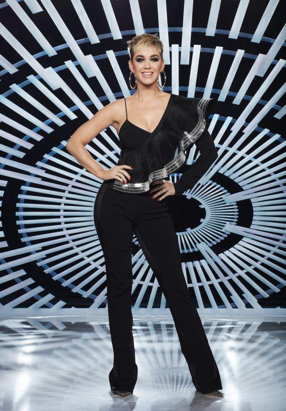 Katy Perry - American Idol Portraits