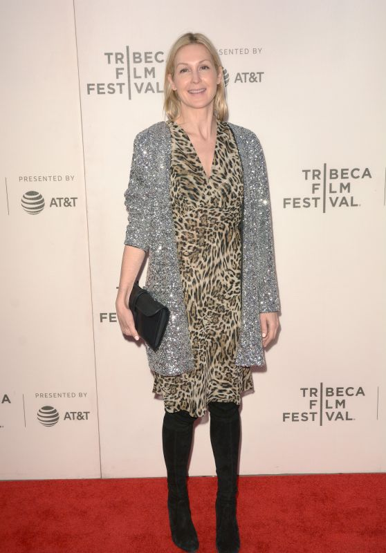 """Kelly Rutherford - """"Genius: Picasso"""" Screening at 2018 Tribeca Film Festival in NY"""