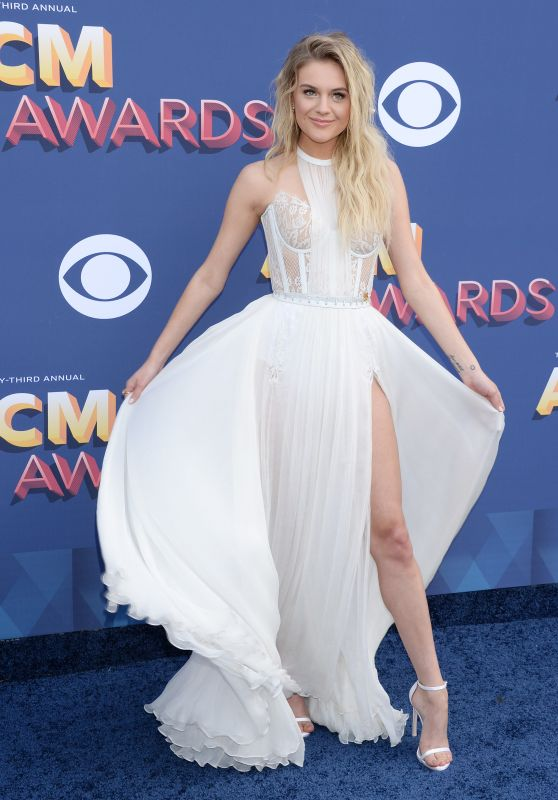 Kelsea Ballerini – 2018 Academy of Country Music Awards in Las Vegas
