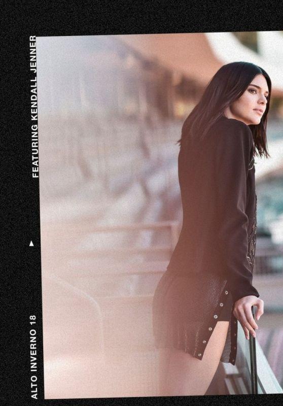 Kendall Jenner - Bo.Bo Spring/Summer 2018 Campaign