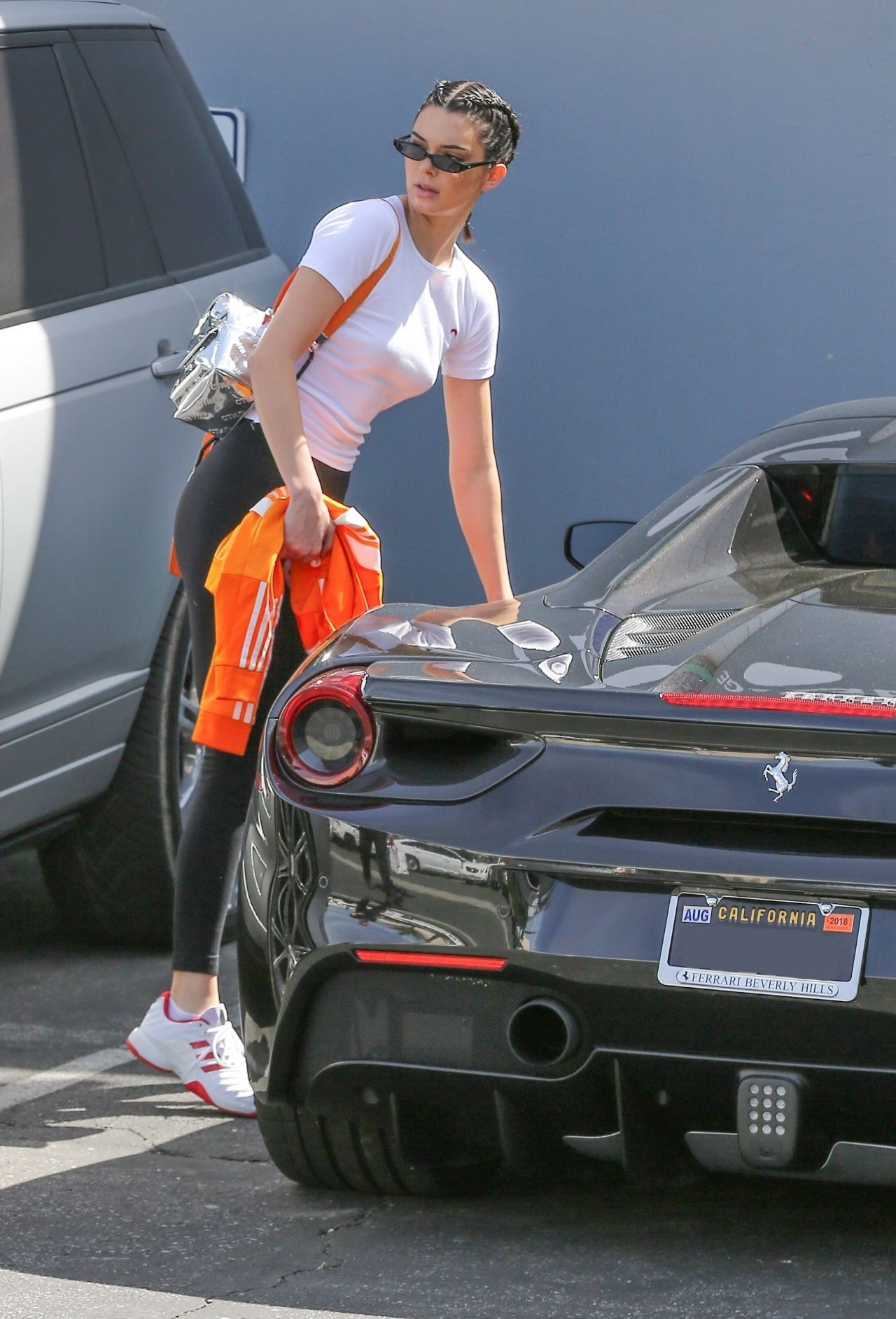 Kendall Jenner Leaves A Studio In Calabasas 04 10 2018