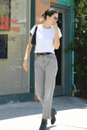 Kendall Jenner - Shopping in West Hollywood 04/26/2018
