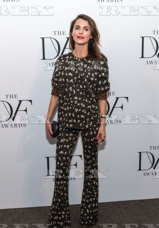 Keri Russell - 9th Annual DVF Awards 04/13/2018